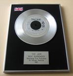 JAM - BEAT SURRENDER PLATINUM Single Presentation Disc